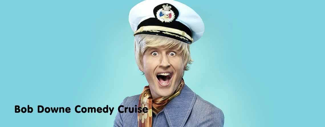 Bob Downe Port Macquarie Cruise