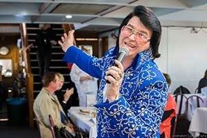 Elvis Beatles cruise Port Macquarie