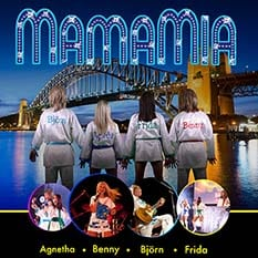 Mamamia Abba Tribute Show Port Macquarie