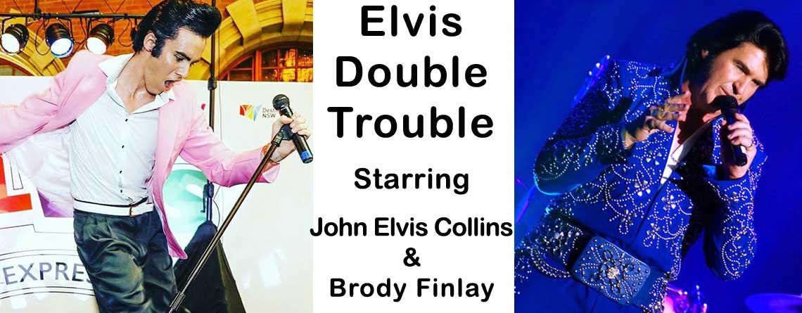 Elvis Double Trouble River Cruise Port Macquarie