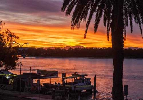 Hastings River Sunset Cruise