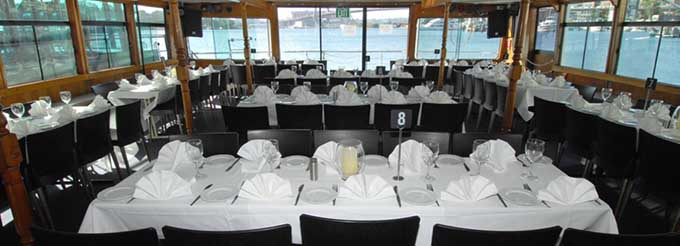 MV Port AdVenture Wedding Venue Port Macquarie