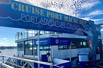 MV Port AdVenture