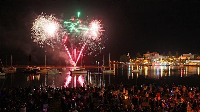 New Years Eve Port Macquarie