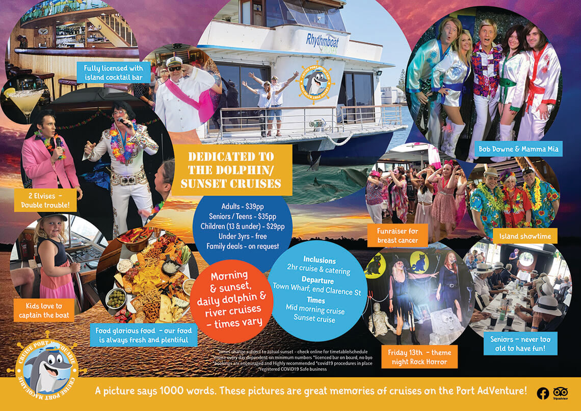 About Cruise Port Macquarie