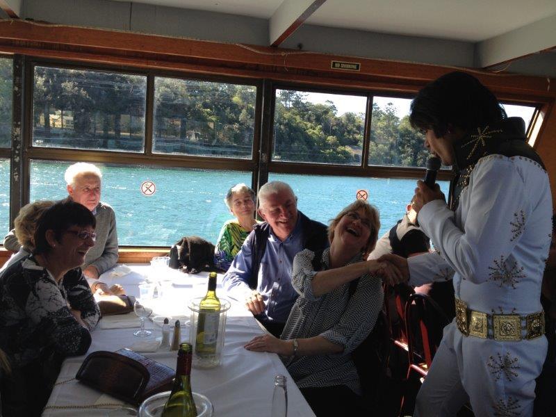 Seniors Cruise Port Macquarie